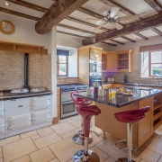 Large Self Catering Kitchen